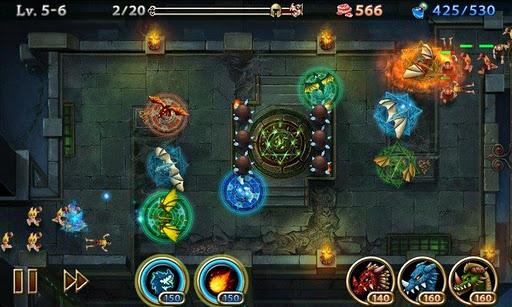 龙域守卫: 地下城 Lair Defense:Dungeon