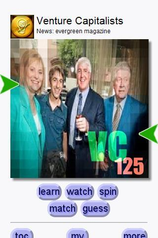 125-venture-capitalists for android screenshot