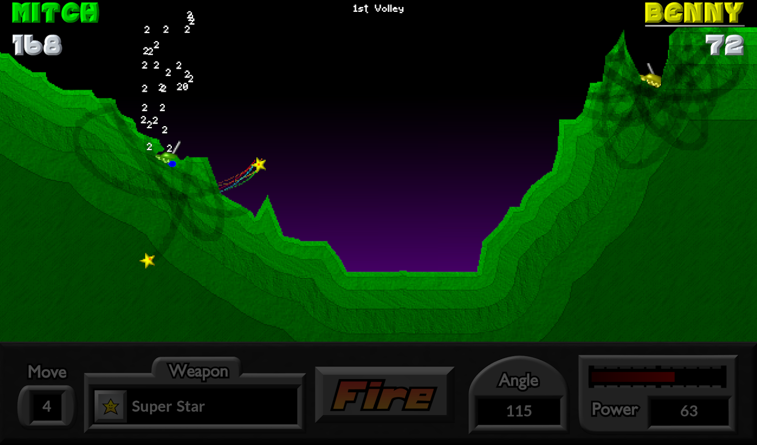 Pocket Tanks Screenshot 11