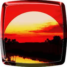 Sunset Live Wallpaper
