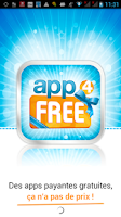 Screenshot of App4FREE - Daily App Deals!