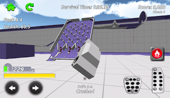 Screenshot of Stunt Car Driving Simulator 3D