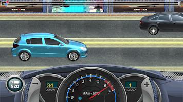 Screenshot of The Racing