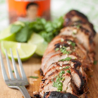 Chipotle Honey Lime Pork Tenderloin