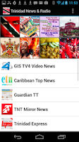 Screenshot of Trinidad News & Video