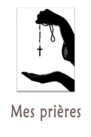 Mes Prières