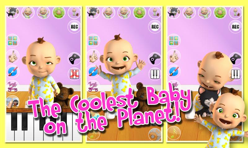 Talking Babsy Baby Deluxe Screenshot 6