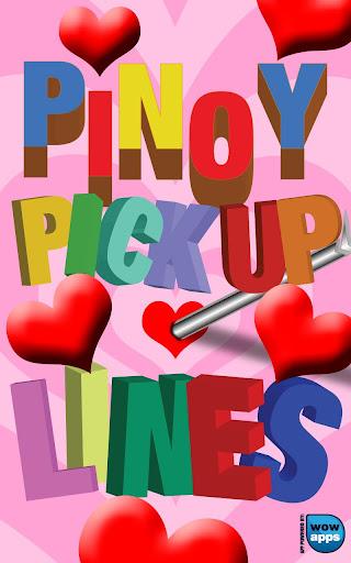Pinoy PickUp Lines