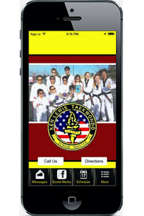 Ken Lewis Taekwondo - screenshot
