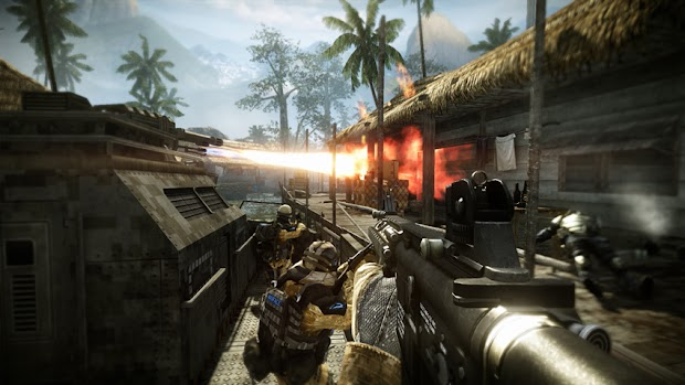 Warface Xbox 360 beta launches today