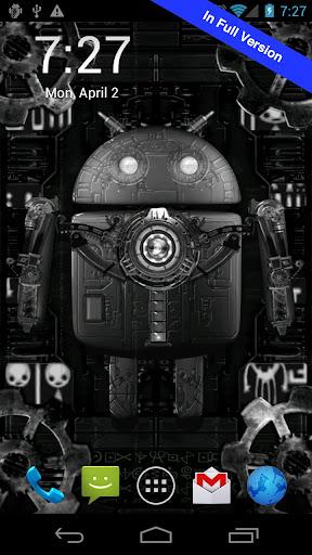 【免費個人化App】蒸汽朋克Droid的免費壁紙-APP點子
