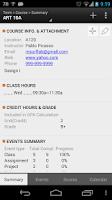 Screenshot of Class Buddy Demo