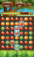 Screenshot of Fruits Connect