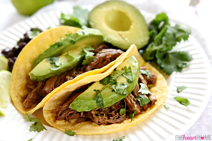 Slow Cooker Beef Barbacoa Recipe | Yummly