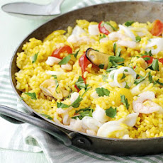 Spanish Seafood Rice