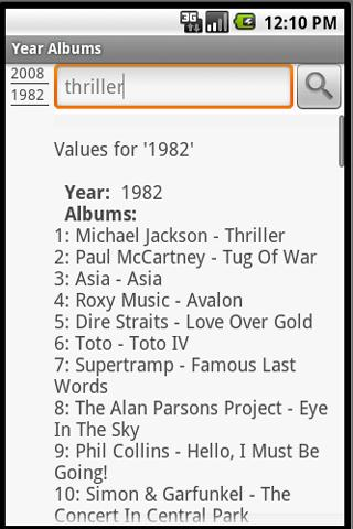 100 Year Albums