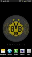 Screenshot of Ball 3D Borussia Dortmund LWP
