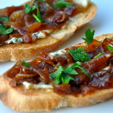 Onion Toasts