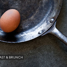 Eggs Over-Easy in Duck Fat with Sage and MultiGrain Bread