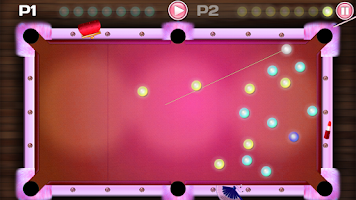Screenshot of Girls Pool