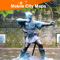 Nottingham Street Map icon