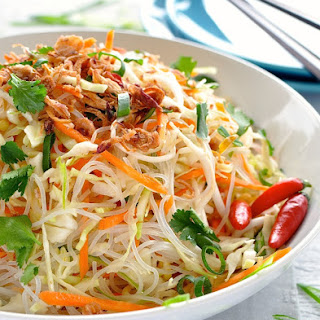 Vermicelli Salad Coriander Recipes