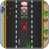 Car Highway Speed Racing game for blackberry
