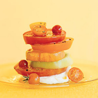 Heirloom-Tomato Salad