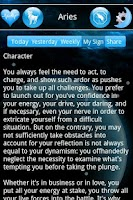 Screenshot of Horoscopes Pro