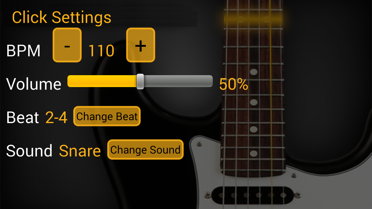 Guitar Scales & Chords Pro Screenshot 6