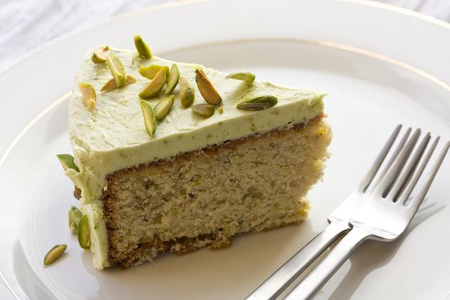Sicilian Pistachio Cake Recipe | Yummly