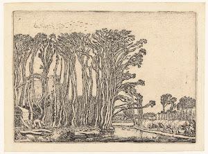 RIJKS: Willem Pietersz. Buytewech: print 1621