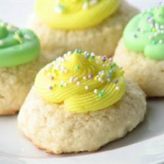 Old-Fashioned Soft Sugar Cookies