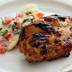 Spiced Grilled Chicken