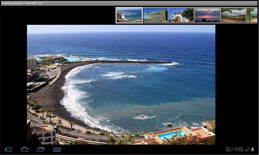 HolidayGlimpse Tenerife Lite
