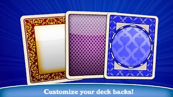 Screenshot of Hardwood Euchre (Free)