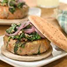 Savory Chicken Burgers
