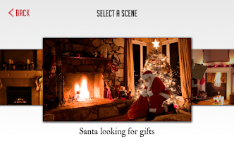 Screenshot of Kringl - Proof of Santa App