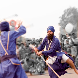 Gatka- The Royal Sports by Karan Sharma - Sports & Fitness Other Sports