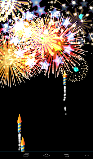 Funny Fireworks (Remove Ads) - screenshot