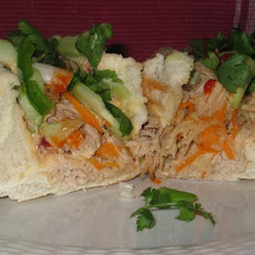 Banh Mi (Asian Sandwich)