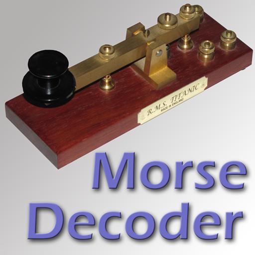 Morse Decoder for Ham Radio LOGO-APP點子