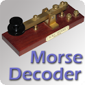 Morse Decoder for Ham Radio icon
