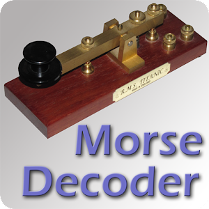 Morse Decoder for Ham Radio For PC