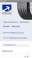 Screenshot of Tires - Reifen - (ReifenApp)