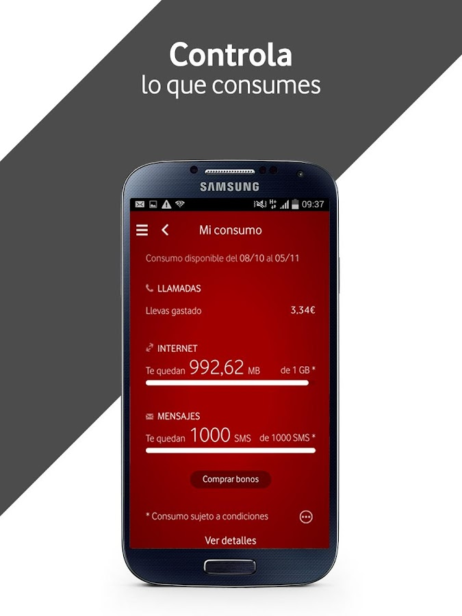 Mi Vodafone Screenshot 14
