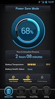 Screenshot of Battery optimizer and Widget