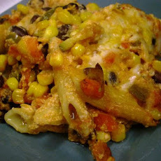 Mexican Vegetable Casserole