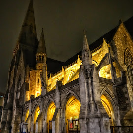 by Jose Figueiredo - Buildings & Architecture Public & Historical ( ireland, church, dublin,  )