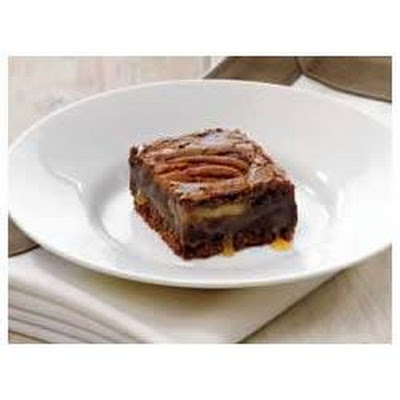 Caramel-Pecan Brownies